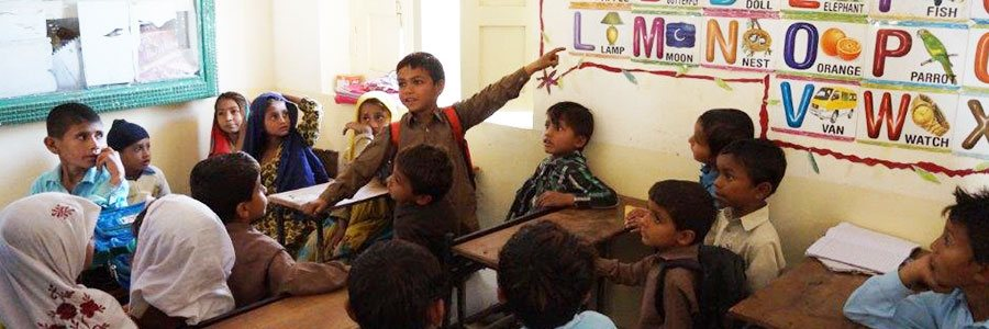Successful Completion of the Engro Reading Program in Partnership with USAID
